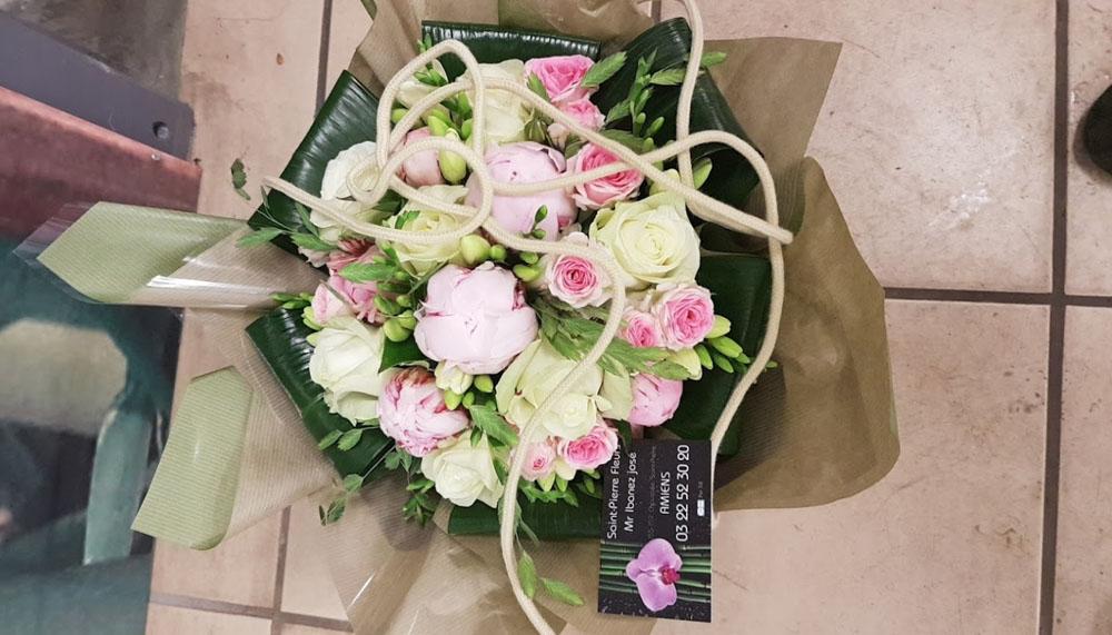 Livraison de fleurs à Amiens : Saint-Pierre Fleurs ...